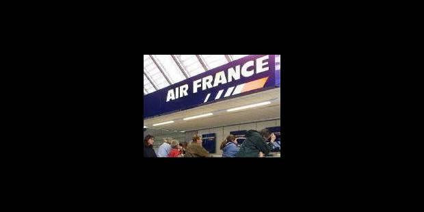 Air France recommence à embaucher - La Libre