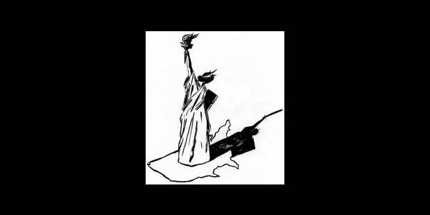 Les raisons du combat américain - La Libre