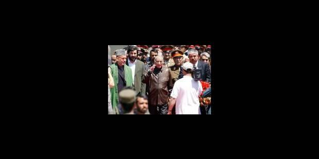 L'ancien roi Zaher Shah de retour - La Libre