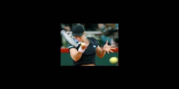 Kim Clijsters prend date pour Roland Garros