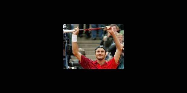Le Federer Express en route vers Paris - La Libre