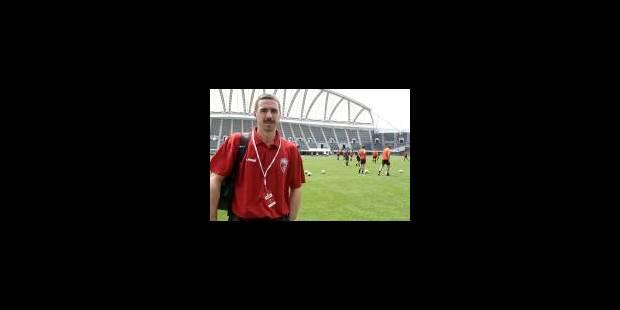 Lorenzo Staelens nouveau coach de Mouscron - La Libre
