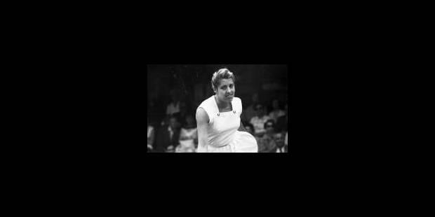 Christiane Mercelis, la pionnière - La Libre