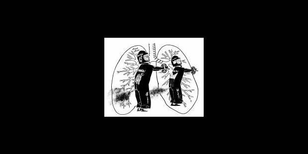 Retour, sans mégoter, sur la pub tabac - La Libre