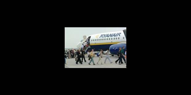 Ryanair au centre de la polémique - La Libre