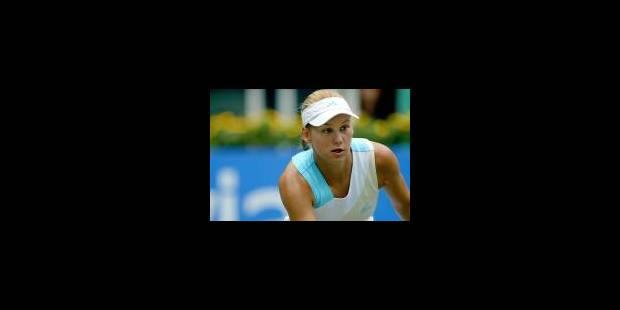 Kournikova battue en finale - La Libre