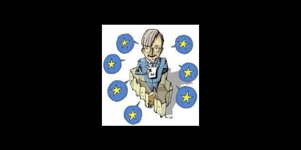 Verhofstadt: usage belge, leçon européenne - La Libre