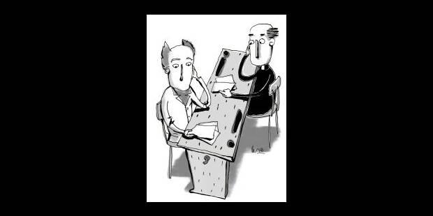 `Un zéro pointé à Monsieur Jacquard´ - La Libre