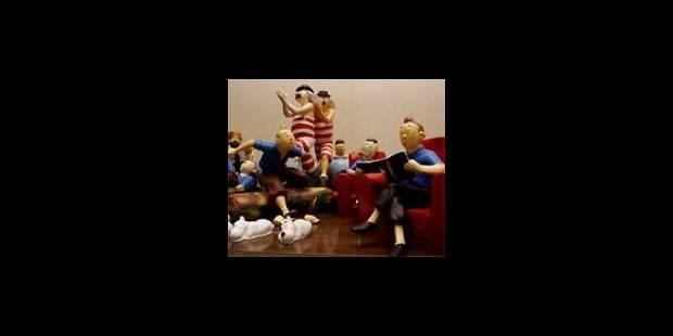Hergé, il y a 20 ans, jour pour jour