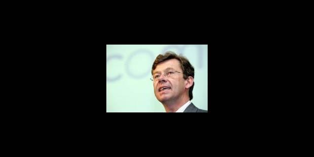 Belgacom ne veut plus être mangé - La Libre