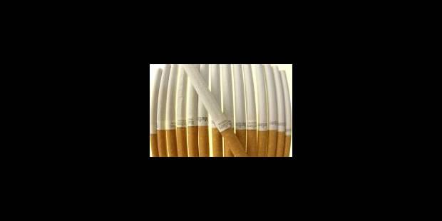 200 milliards de cigarettes illégales - La Libre