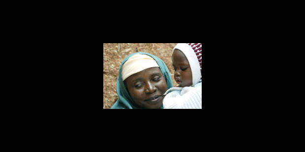 Amina Lawal, menacée de lapidation, a été acquittée