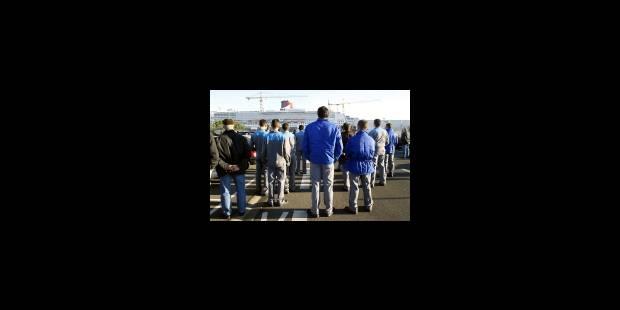 Queen Mary 2: Saint-Nazaire en deuil - La Libre
