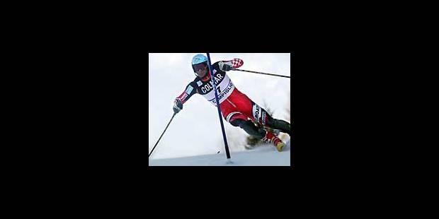 Les Kostelic slaloment entre les blessures - La Libre