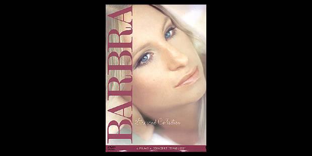 Barbra Streisand, quelque chose de Cyrano - La Libre