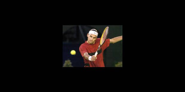 Federer en finale - La Libre