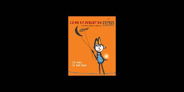 Vingt ans complètement francofous - La Libre
