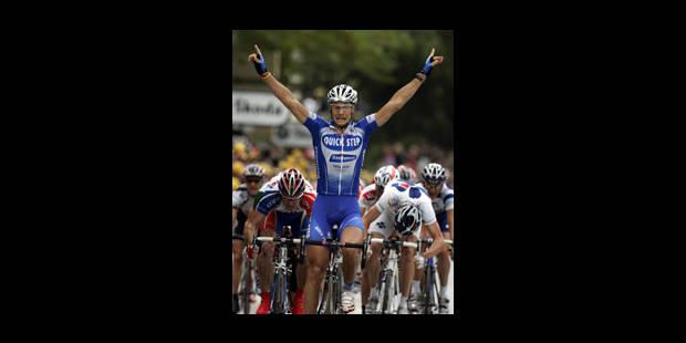 Boonen, trois ans après Baguet - La Libre