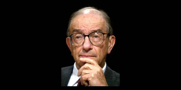Interrogations sur l'optimisme d'Alan Greenspan - La Libre
