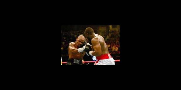 Retour manqué pour Mike Tyson - La Libre