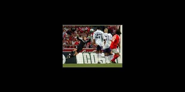 Anderlecht battu 1-0 à Benfica - La Libre