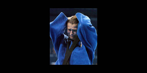 Catherine Jacques rate le bronze