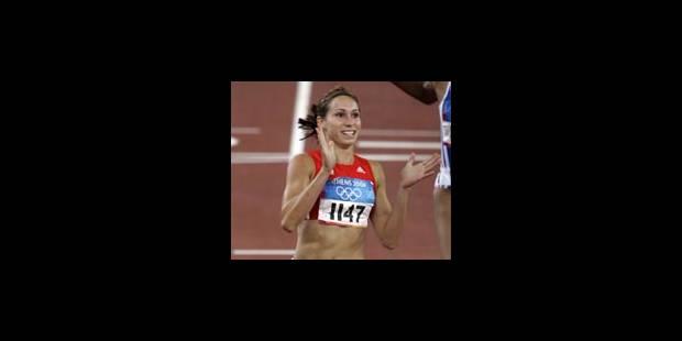 Finale olympique et record de Belgique pour Kim Gevaert - La Libre