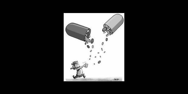L'industrie pharmaceutique se fait-elle dorer la pilule? - La Libre