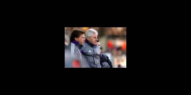 Anderlecht n'y croit plus