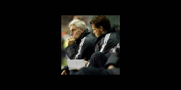 Anderlecht licencie Hugo Broos