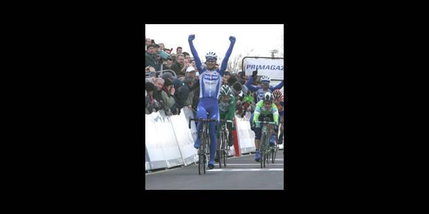 Boonen sort victorieux du piège - La Libre