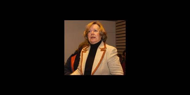 Anne-Marie Lizin présente des excuses mais minimise l'affaire