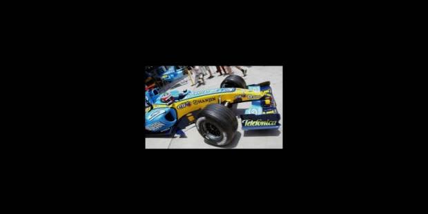 Deuxième victoire de Renault - La Libre