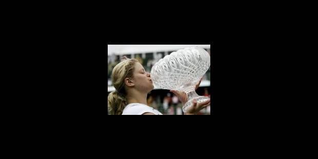 Kim Clijsters plus forte que jamais