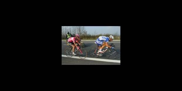 Grand succès pour Tom Boonen - La Libre