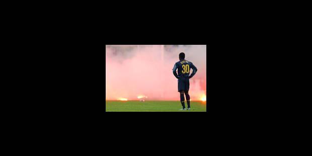L'Inter Milan au stade des sanctions