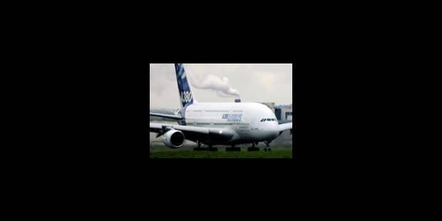 A Blagnac, tes avions sont plus gros - La Libre