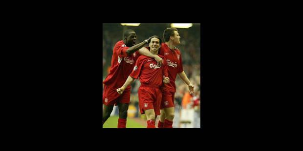 Liverpool en finale - La Libre