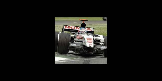 BAR-Honda privé de deux GP