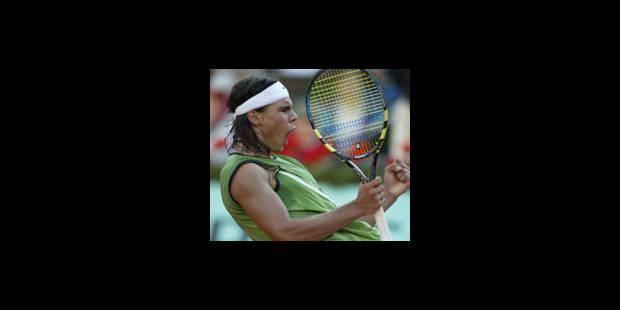 Rafael Nadal en finale ! - La Libre