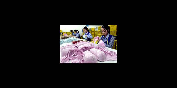 Pékin va limiter les exportations vers l'UE