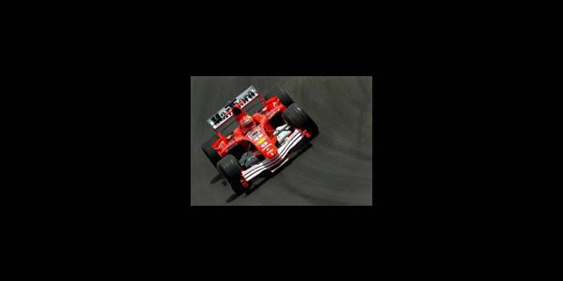 Le retour miraculeux de Schumacher - La Libre