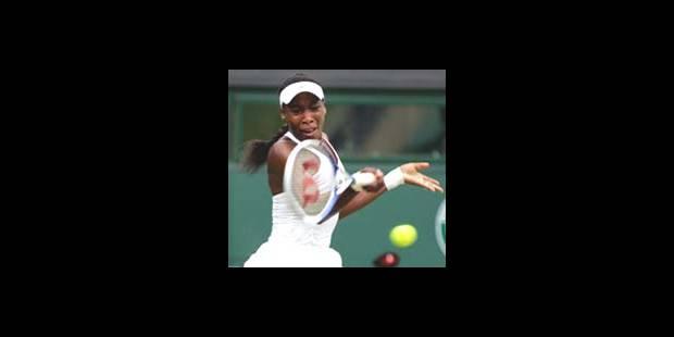 Venus Williams, quatre ans après - La Libre