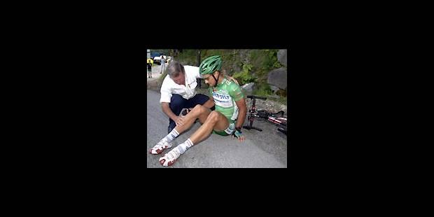 Tom Boonen abandonne... - La Libre