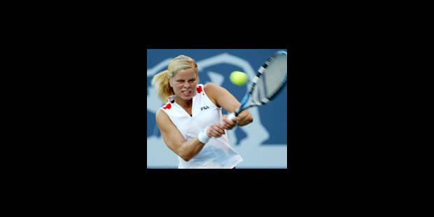 Victoire de Kim Clijsters - La Libre