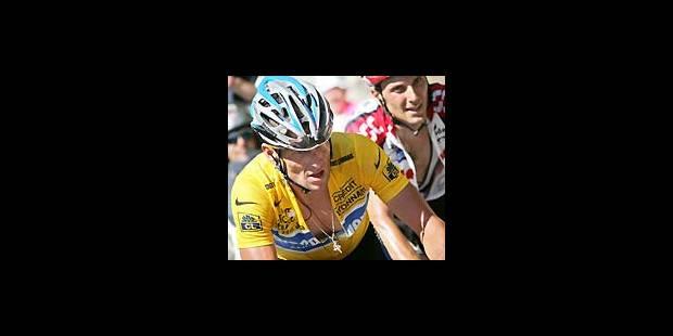 """Lance Armstrong dopé à l' Epo en 1999, selon """"L'Equipe"""""""