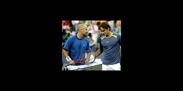 Federer sans l'ombre d'un doute - La Libre