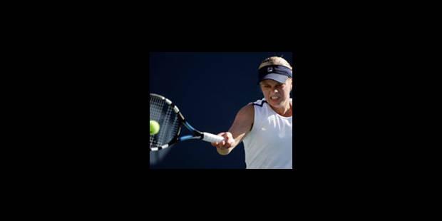 Clijsters en finale - La Libre