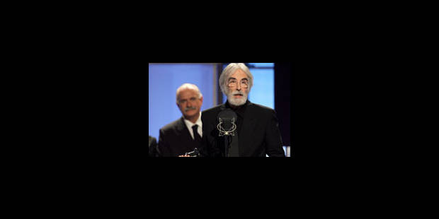 «Caché», meilleur film européen 2005 - La Libre