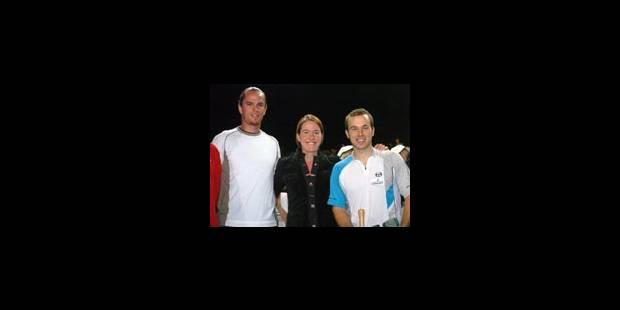 Olivier le vainqueur, Justine la surprise - La Libre